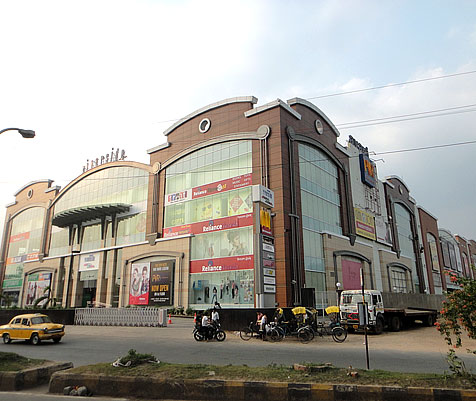 Avani Riverside Mall Architect In Kolkata Amber Creations