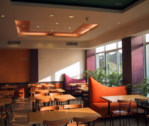 Restaurant Coffee Shop Interior Designer Kolkata